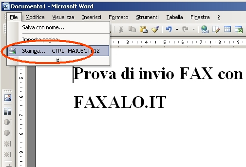 software faxalo